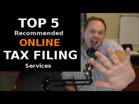 Best Tax Software - My Top 5 Recommendations!