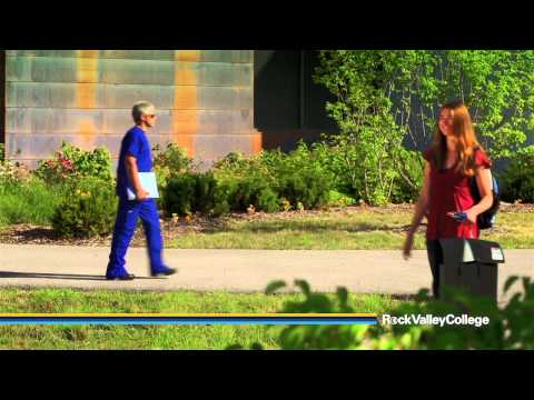 Get Started at Rock Valley College (TV Commercial)