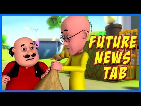 Motu Patlu   Future News Tab   Motu Patlu in Hindi thumbnail