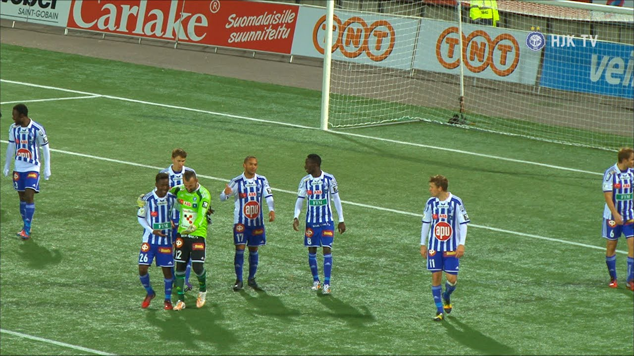 HJK Helsinki 2-0 Mypa