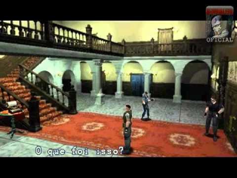 Detonado - Resident Evil 1 Clássico - Chris Redfield[Parte 1] - Legendado e Comentado