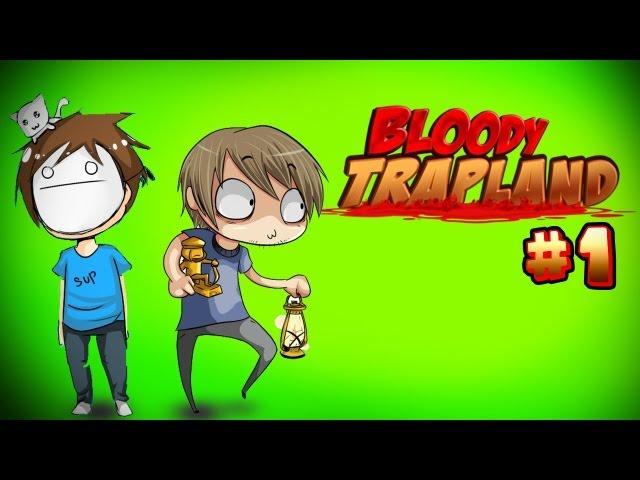 Руководство запуска: Bloody Trapland по сети