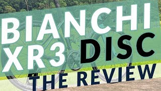 Review: 2019 BIANCHI OLTRE XR3 DISC