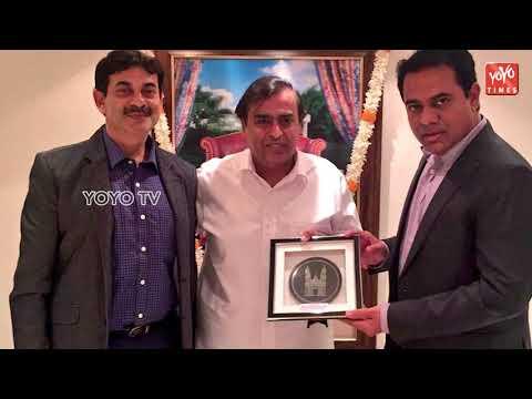 Uttam Kumar Shocking Comments On KCR Family..! | Telangana | Congress | Mukesh Ambani |  YOYO Times