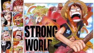 One Piece OST - Facing 3 Admirals