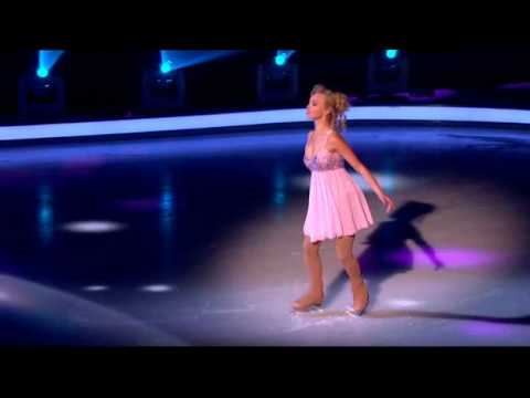 Dancing on Ice... 2012 - Jorgie Porter - Dance 1