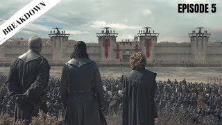Game Of Thrones Season 8 Episode 5 Trailer (Breakdown) In Hindi