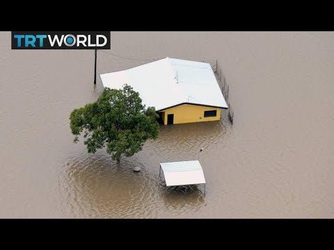 Australia Floods: North Queensland declared a disaster area
