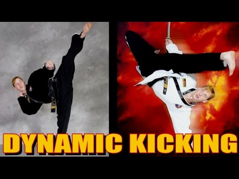 Dynamic Kicking