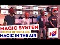 Magic System Magic In The Air (Remix officiel) #NRJ