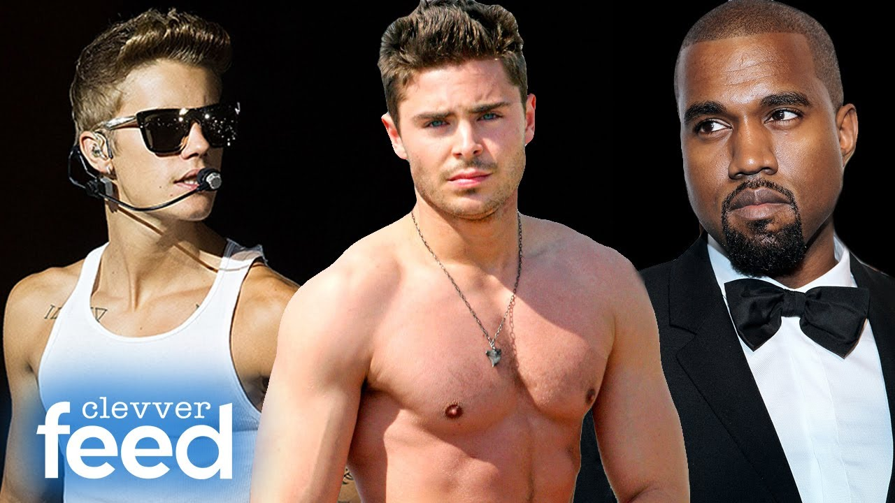 Justin bieber 39 s new tattoos zac efron speaks out kanye for Justin timberlake tattoos removed