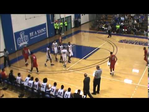 Creed Flowers (Bacone College #34) vs.Our Lady of the Lake