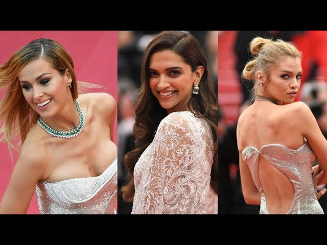 Glitz and glamour at Cannes red carpet