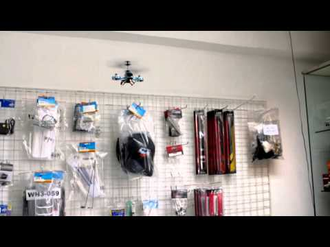 ZR Z008 Infrared 4CH Micro RC Helicopter w/ Gyro @ RC-Fever.com