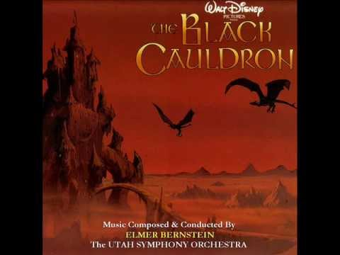 The Black Cauldron Soundtrack Suite (Elmer Bernstein)