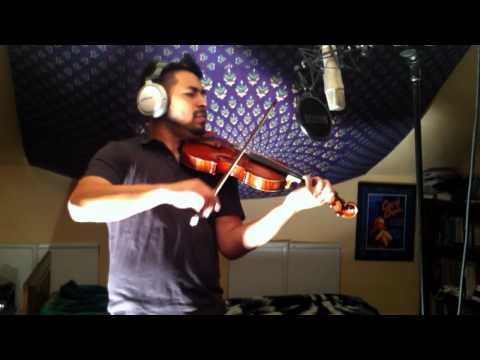 Whistle: Flo Rida- Violin Cover By David Wong video