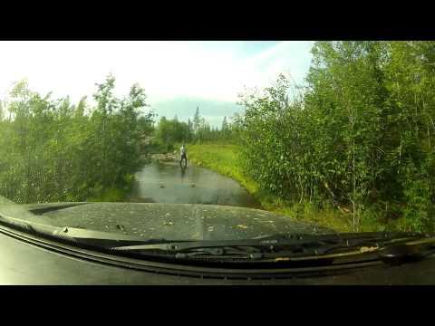 По заброшенным дорогам Кольского