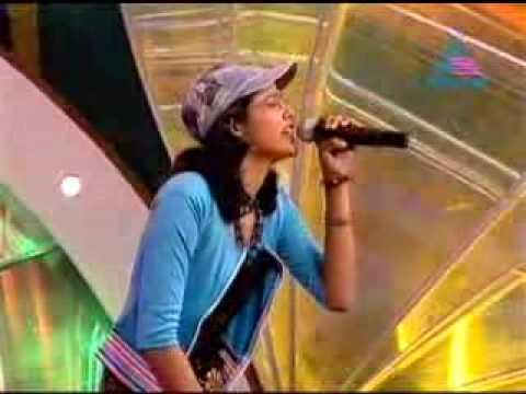 Idea Star Singer 2007 Amrutha Performance