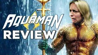Aquaman Makes Us Wet? - Movie Podcast