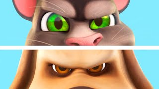 Talking Tom and Friends - Couples Clash (Part 1) | Season 2 Episode 4