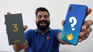 Realme 3 Unboxing & First Look - Best Performance in Budget🔥🔥🔥