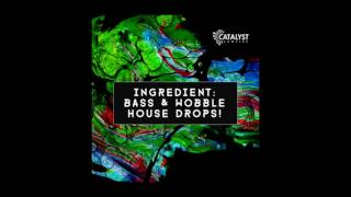 Ingredient: Bass & Wobble House Drops! - Catalyst Samples 3.32 MB