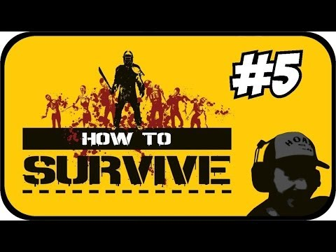 Let's Play How To Survive #05 - Todes-Tapir des Todes [Deutsch]
