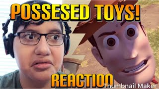 Greenninjatail Reacts To Film Theory: The Horrific Reality of Toy Story By The Film Theorists