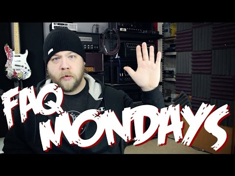 Faq Mondays: Music Theory, Bass Tones & Washburn Guitars video