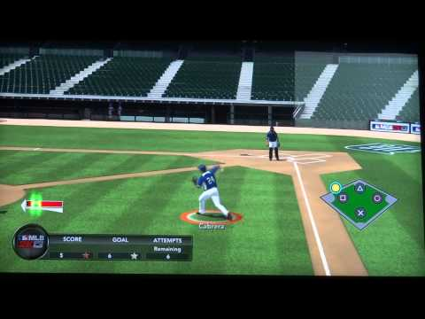 MLB 2K13: Infield Drill With:Miguel Cabrera