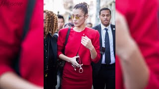 Bella Hadid SHOUTS at Security Guard for Shoving a Female Photographer