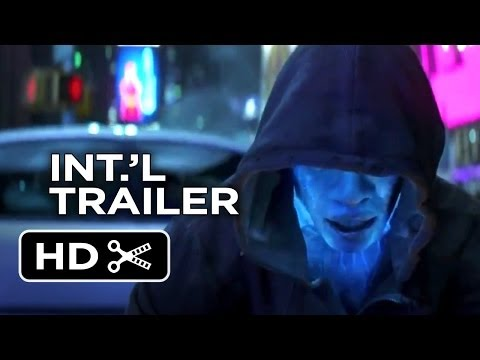 The Amazing Spider-man 2 International Trailer 2 (2014) - Marvel Superhero Movie Hd video
