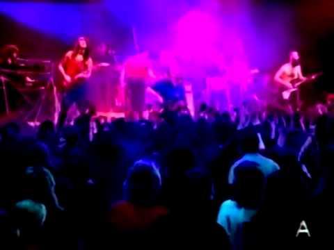 Концерт группы АлисА на Шаболовке, 1992