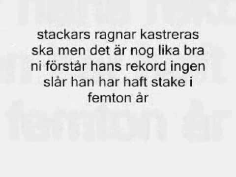 Bjorn Rosenstrom - Ragnar
