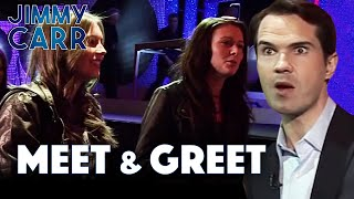 Jimmy Meets Fans After The Show | Jimmy Carr