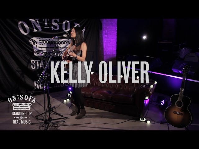 Kelly Oliver - If I Were A Boy (Cover) - Ont Sofa Gibson Sessions