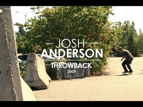Josh Anderson | Halfcab Crook Throwback
