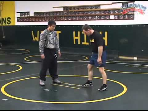 Control the Match with Excellent Transition Wrestling Drills! Image 1