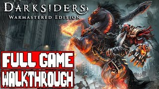 DARKSIDERS Full Game Walkthrough - No Commentary (Darksiders Warmastered Edition)