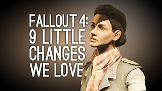 Fallout 4: 9 Little Changes We Love in Fallout 4 - Xbox One Gameplay