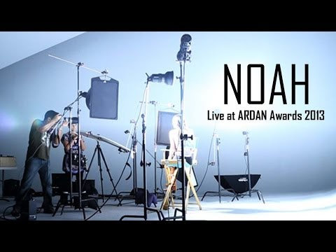 Noah - Live At Ardan Awards 2013 (exclusive) video