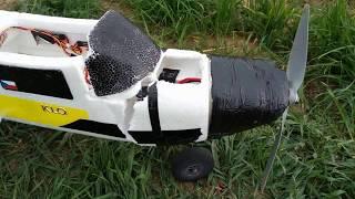 Pioneer opraven po pádu na selhání regulátoru