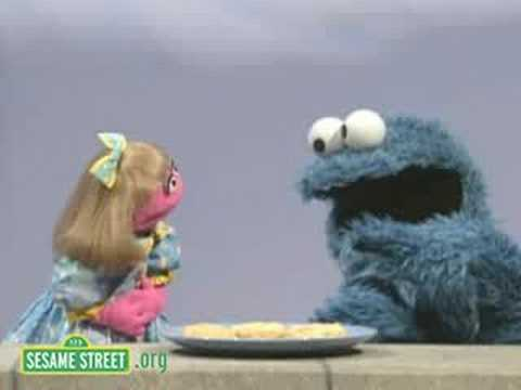 Sesame Street: Cookie Questions Prairie Dawn Video