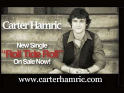 Roll Tide Roll - Carter Hamric