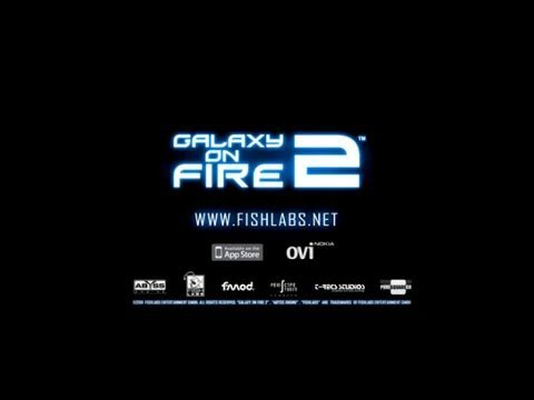 Galaxy on Fire 2 on iPhone, iPad, Xperia PLAY and Nokia by FISHLABS – Cinematic Trailer HD
