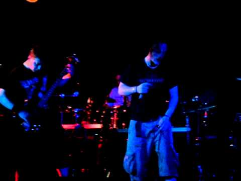Atheos - The Language Of The Martyrs live in Dublin 2012