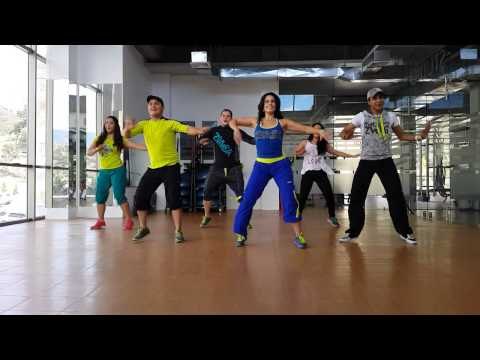 Zumba Niña Matadora (el Chevo) By Honduras Dance Crew video
