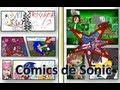 Recopilación de Comics de Sonic - Loquendo