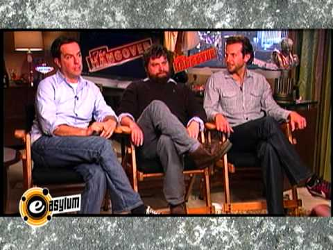 Crazy Vegas & Drinking Stories from The Hangover Cast