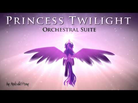 MLP:FiM Princess Twilight Orchestral Suite